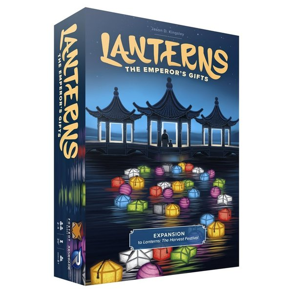Lanterns The Emperors Gifts