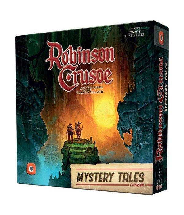 Robinson Crusoe Mystery Tales
