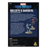Marvel Crisis Protocol Bullseye and Daredevil