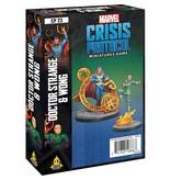 Marvel Crisis Protocol Dr Strange and Wong