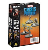 Marvel Crisis Protocol Ant Man and Wasp