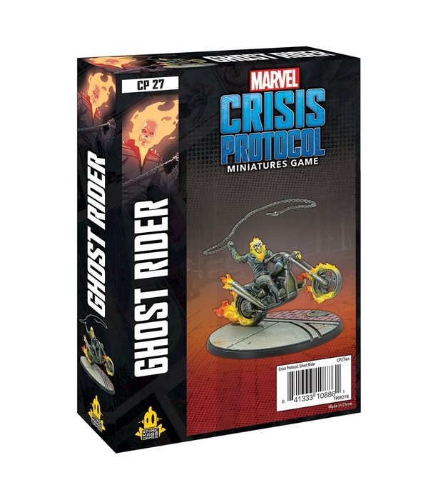 Marvel Crisis Protocol Ghost Rider