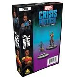 Marvel Crisis Protocol Shuri and Okoye