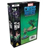 Marvel Crisis Protocol Loki and Hela