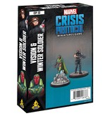 Marvel Crisis Protocol Vision and Winter Soldier