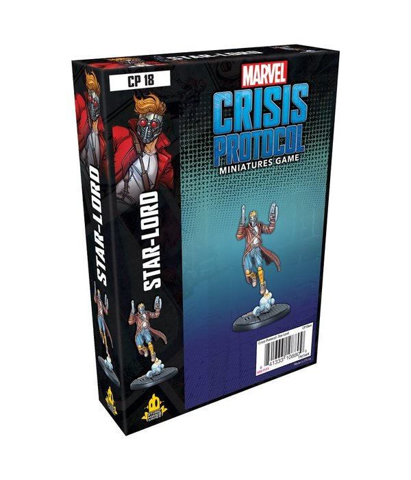 Marvel Crisis Protocol Star Lord