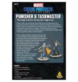 Marvel Crisis Protocol Punisher and Taskmaster