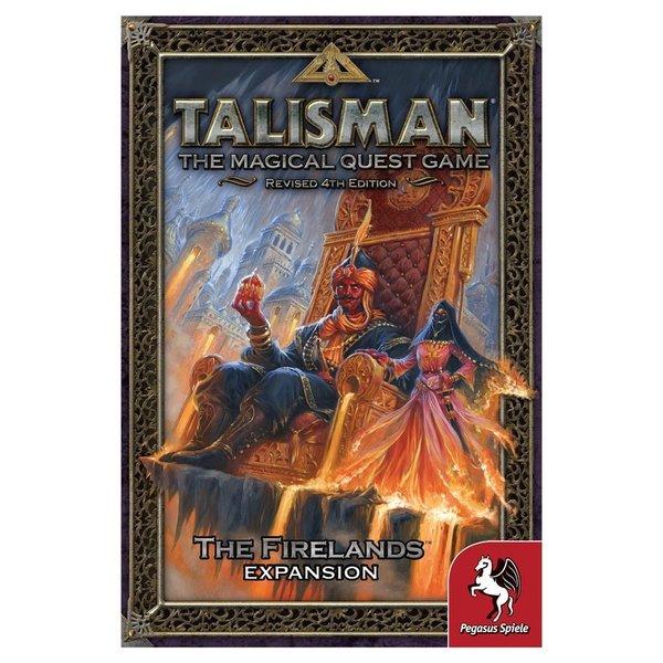 TALISMAN THE FIRELANDS