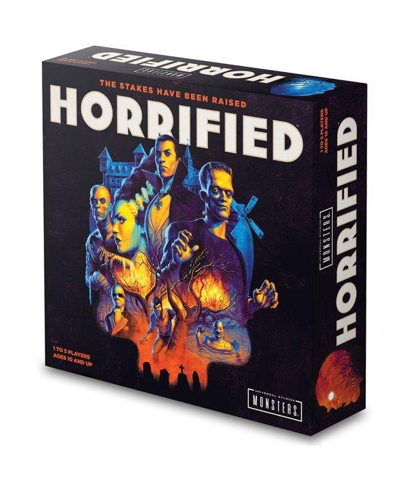 Horrified Universal Monsters