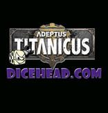 ADEPTUS TITANICUS ACCESSORIES SPECIAL ORDER