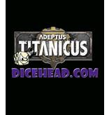 Adeptus Titanicus Legio Gryphonicus Transfer Sheet
