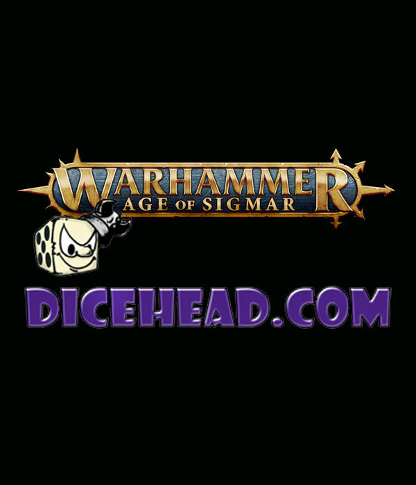 AoS DICEHEAD MAJOR 2020 TICKET