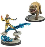 Marvel Crisis Protocol Crystal and Lockjaw Pack