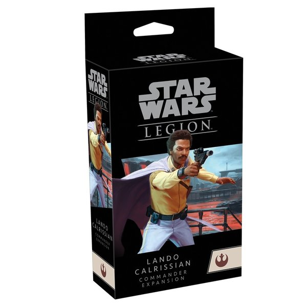 Star Wars Legion Lando Calrissian Commander