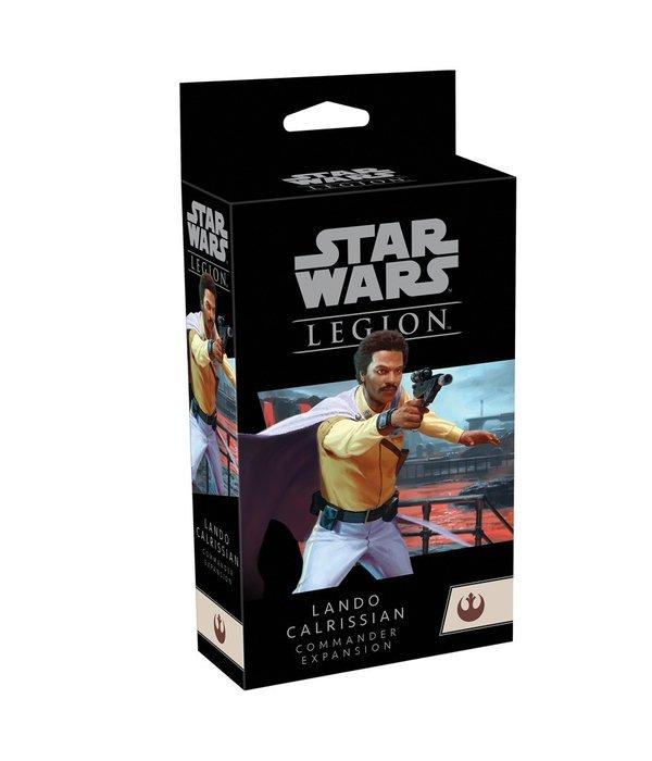 Star Wars Legion Lando Calrissian Commander