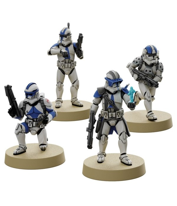 Star Wars Legion Republic Specialists Personnel