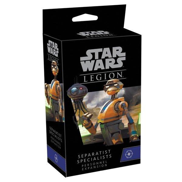 Star Wars Legion Separatist Specialist Personnel