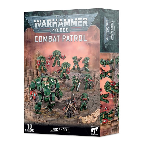 COMBAT PATROL DARK ANGELS