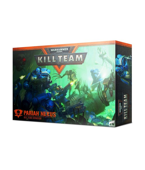 KILL TEAM PARIAH NEXUS (ADD $4 S&H)