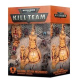 WH 40k TERRAIN KILLZONE SECTOR MECHANICUS REFINERY  ENVIRONMENT PACK