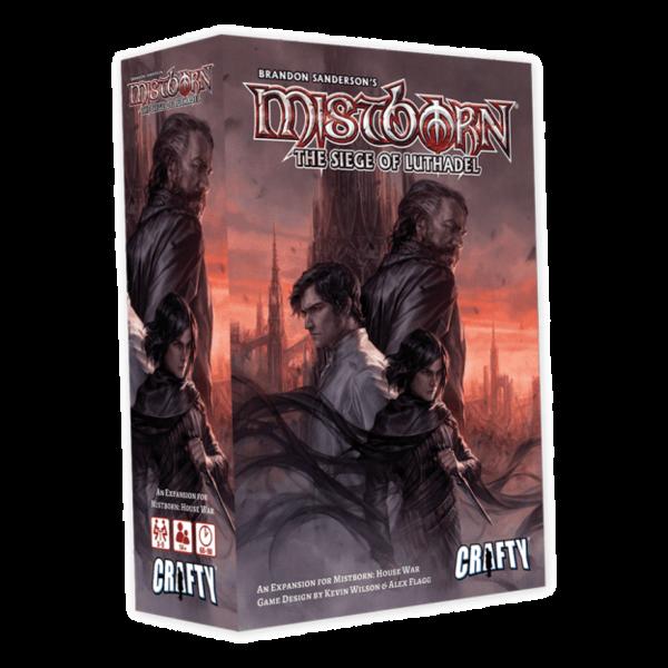 Mistborn: House War Siege of Luthadel