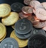 50 Metal Industrial Coins Upgrade Set