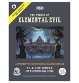Dungeons and Dragons 5E OAR #6 The Temple of Elemental Evil PREORDER
