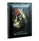 WARHAMMER 40K CHARADON ACT 1 BOOK OF RUST
