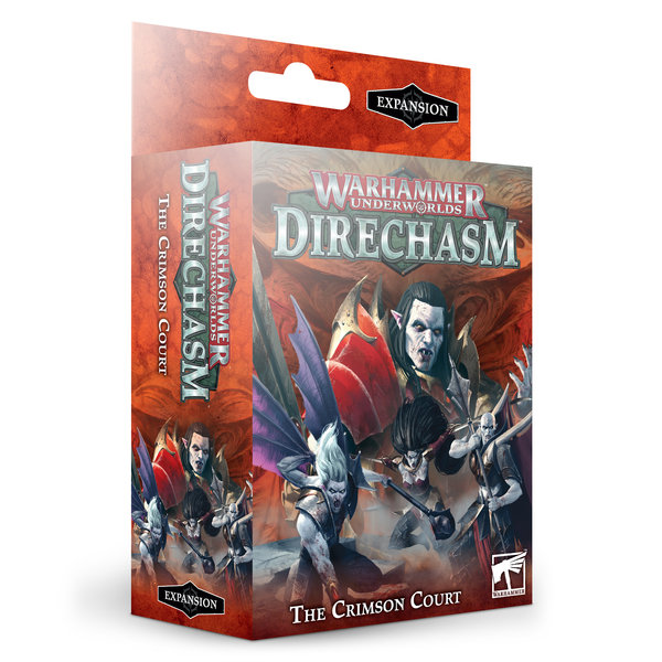 WARHAMMER UNDERWORLDS THE CRIMSON COURT