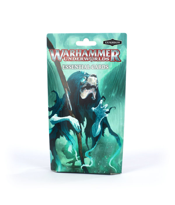 WARHAMMER UNDERWORLDS ESSENTIAL CARDS