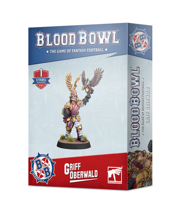BLOOD BOWL GRIFF OBERWALD