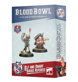 BLOOD BOWL ELF AND DWARF BIASED REFEREES