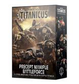 ADEPTUS TITANICUS PRECEPT MANIPLE BATTLEFORCE