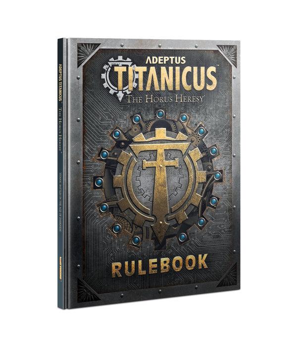 ADEPTUS TITANICUS RULEBOOK 2021