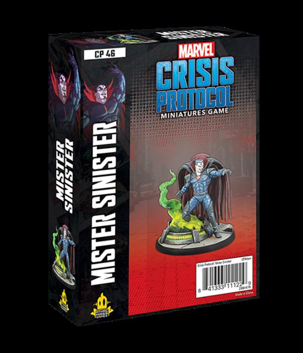 Marvel Crisis Protocol Mr Sinister