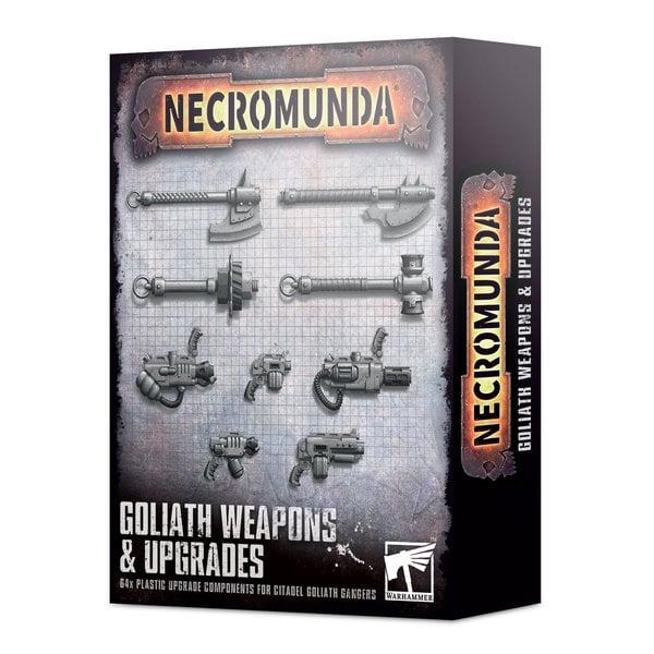 NECROMUNDA GOLIATH WEAPONS & UPGRADES SPECIAL ORDER