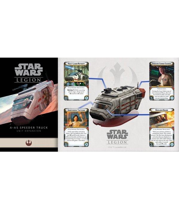 Star Wars Legion A-A5 Speeder Truck
