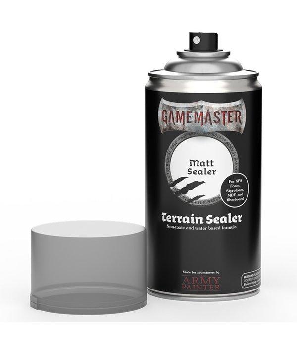 Army Painter GameMaster Terrain Primer Matt Sealer