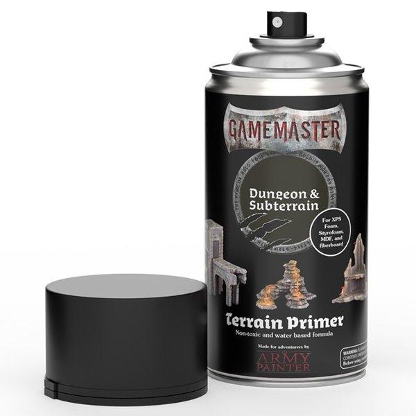 Army Painter GameMaster Terrain Primer Dungeon and Subterrain