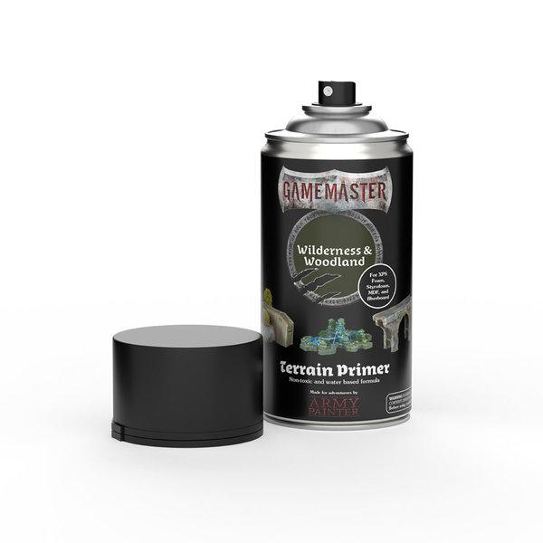 Army Painter GameMaster Terrain Primer Wilderness and Woodland