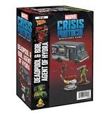 Marvel Crisis Protocol Deadpool and Bob Agent of Hydra