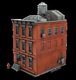 Marvel Crisis Protocol NYC Apartment Building Terrain