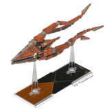 Star Wars X-Wing 2nd Edition Trident Class Assault Ship