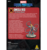 Marvel Crisis Protocol Omega Red