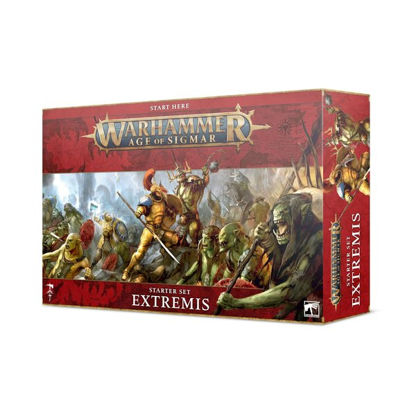 AGE OF SIGMAR EXTREMIS CORE GAME