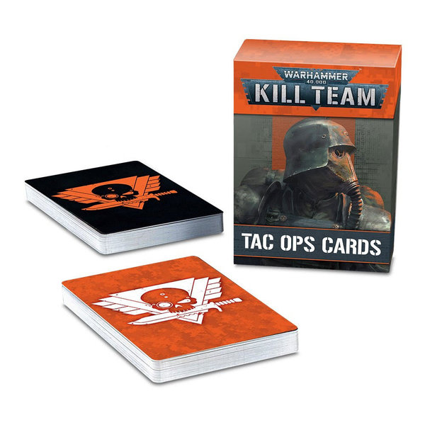 KILL TEAM TACTICAL OPS CARDS