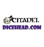 CITADEL GW 12MM DICE CUBE - GREY (20)