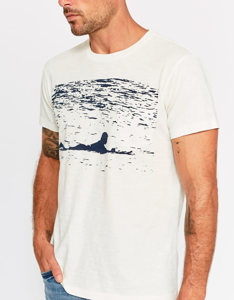 Sol Angeles Sol Angeles Idle Time Pocket Tee