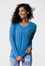 Onzie Onzie Braid Back Long Sleeve Top