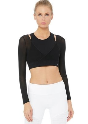 Alo Alo Pivot Layered Top